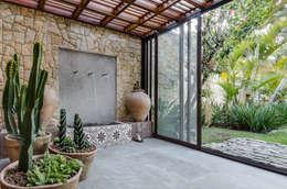 Jardines de estilo  por Le Jardin Arquitetura Paisagística