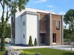 Аликанте_357 кв.м: Дома в . Автор – Vesco Construction