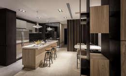傳承:  廚房 by Heng Yueh 恆岳設計