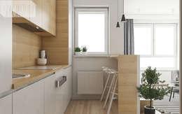 廚房 by Spacja Studio