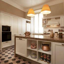 廚房 by Gruppo Castaldi | Roma