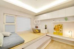 Phòng ngủ by 코원하우스