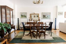 Salas de jantar clássicas por homify