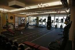 scandinavian Gym by oldantique design 오직 모양새만 생각하는 사람들