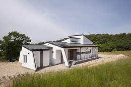 경남 사천시 전원주택: (주)그린홈예진의  주택