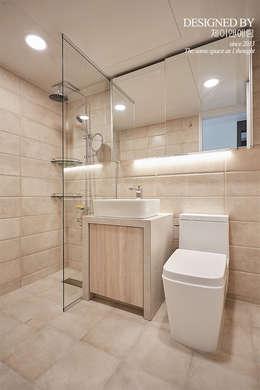 Phòng tắm by 제이앤예림design