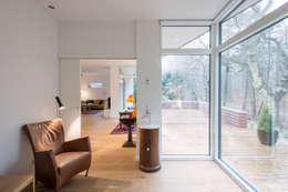 Гостиная в . Автор – C.F. Møller Architects