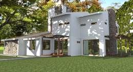 Grupo de Arquitectura y Urbanismo의  주택