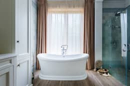 浴室 by GOOD WOOD