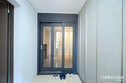 심플 엣지 스타일 - 아이파크 인테리어: 씨엘하우스의  창문