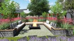 modern Garden by Studio²