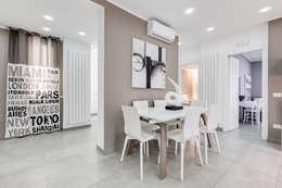 غرفة السفرة تنفيذ Luca Tranquilli - Fotografo