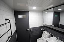 modern Bathroom by STORY ON INTERIOR
