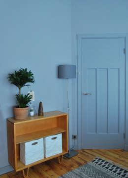 Slaapkamer: moderne Slaapkamer door Studio 8791 Interieurarchitecten