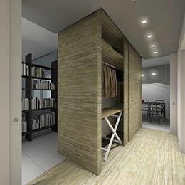 Closets de estilo moderno por SOA Spazio Oltre l'Architettura