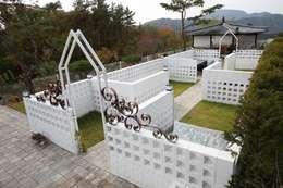 Rumah by AAPA건축사사무소