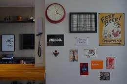 Projekty,  Kuchnia zaprojektowane przez Lelalo - arquitetura e design