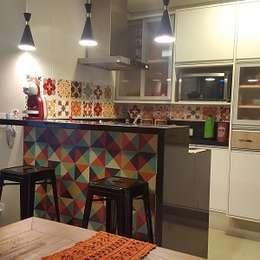 Nhà bếp by Maria Fernanda Antoniette