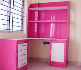 Kids Study Table: asian Study/office by Scale Inch Pvt. Ltd.
