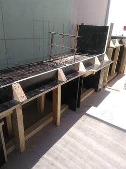 Construcción de mesones de Quincho:  de estilo  por Tu Obra Maestra