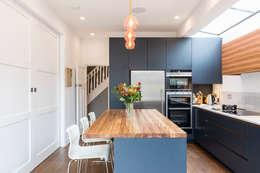 moderne Küche von VCDesign Architectural Services