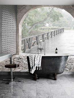 Casa de banho  por Creativespace