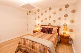modern Bedroom by Escritório 238 Arquitetura