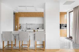 modern Kitchen by Ayuko Studio