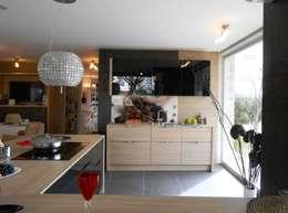 Projekty,  Kuchnia zaprojektowane przez Klas Mimarlık