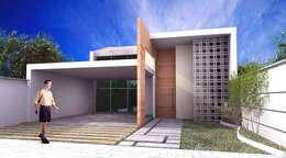 Rumah by Sergio Matos Arquitetura