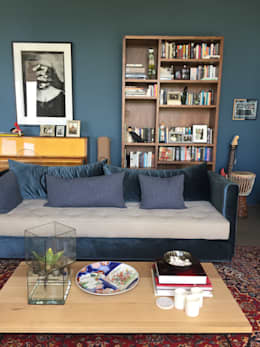 Living Room - After:   by Turquoise