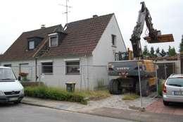 Casas de estilo rústico por 2kn architekt + landschaftsarchitekt Thorsten Kasel + Sven Marcus Neu PartSchG