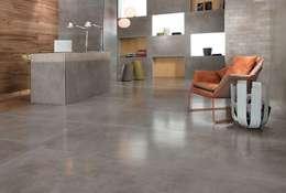 posa pavimenti in resina verona: Paesaggio d'interni in stile  di ARTEFECT