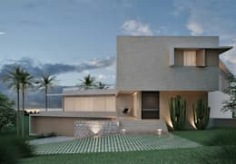 Rumah by Marcos Baldasso Arquitetura