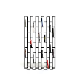 BRICKS standing: minimalistische Studeerkamer/kantoor door Studio Gerard de Hoop
