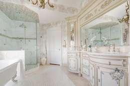 Master Bathroom: classic Bathroom by Kellie Burke Interiors