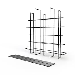 FRAMES 2.5: minimalistische Woonkamer door Studio Gerard de Hoop