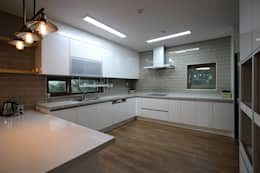 廚房 by 로이하우스