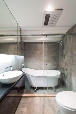 老華夏翻修:   by Hoyang Interior Design 禾揚設計