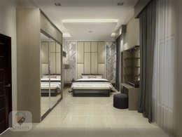 Interior :  Bedroom by SPATIUM