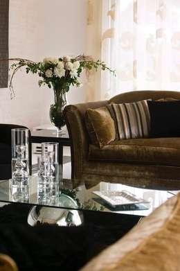 Salas de estilo moderno por Archiultimate, architecture & interior design