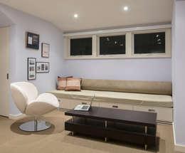 Spring Valley Residence: modern Bedroom by FORMA Design Inc.
