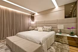 modern Bedroom by Home projetos
