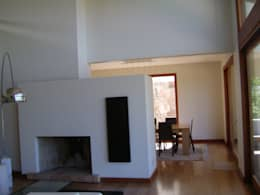 Casa Masay: Casas de estilo moderno por AOG SPA