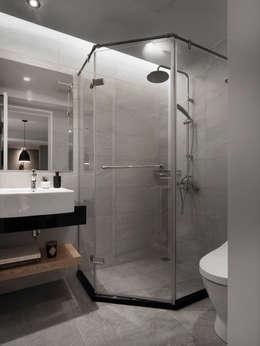 浴室1:  浴室 by 御見設計企業有限公司