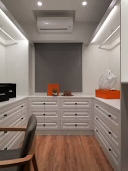 modern Dressing room by 御見設計企業有限公司