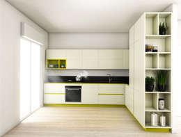 Cucina:  in stile  di NIS Architects