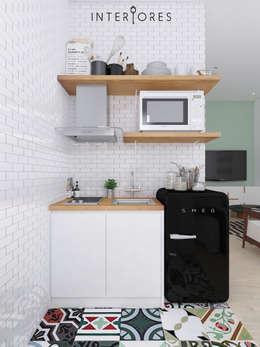 by INTERIORES - Interior Consultant & Build