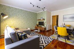 Livings de estilo topical por Sizz Design
