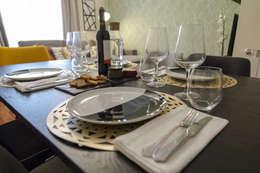 Comedores de estilo topical por Sizz Design